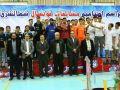 اختتامیه مسابقات فوتسال باشگاه های حوزه شمالشرق برگزار شد