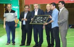 اختتامیه جام جام ايراكام برگزار شد