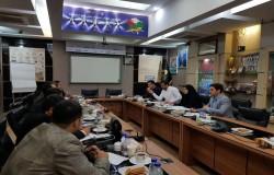 جلسه هماهنگي المپياد استعداد يابي برگزار شد