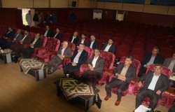 برگزاری بیستمین همایش روسای هیات های تهران