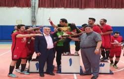 انجمن عمران قهرمان مسابقات لیگ برتر فوتسال در رده بزرگسالان شد