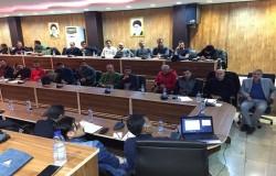همایش مربیان فوتبال تهران برگزار شد