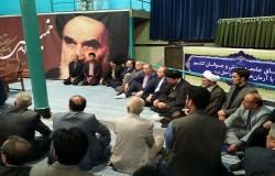 مسئولین ورزش و فوتبال کشور با سیدحسن خمینی دیدار کردند