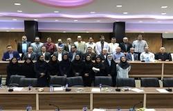 پنجاه و دومین هیئت مذهبی به میزبانی هیئت فوتبال برگزار شد