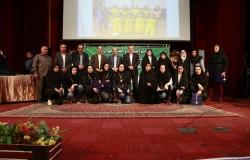اختتامیه و اهدای جوایز حوزه جنوب شرق برگزار شد