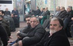 حضور گسترده اهالی ورزش و رسانه در جامعه مذهبی فوتبال