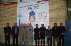 المپیاد آینده سازان استان تهران برگزار شد