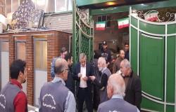 گردهمایی فوتبالی ها در مراسم جشن و سرور میلاد امام حسین(ع)