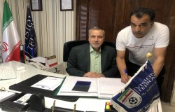 استقلالی ها قرارداد خود را در هیات فوتبال ثبت اولیه کردند