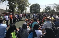 نخستین جلسه تمرین استعدادهای مدارس فوتبال برگزار شد
