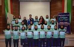کلاس مربیگری بانوان سطح 1 فوتسال آسیا برگزار شد