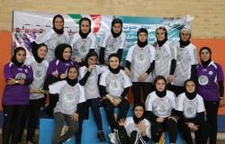 استقلال جنوب قهرمان فوتسال بانوان استان تهران شد
