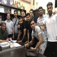 بازیکنان سایپا قراردادهایشان را هیئت فوتبال ثبت کردند