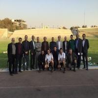 کارگاه آموزشی اسعتدادیابی داوران تهران برگزار شد