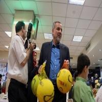 همایش ویژه اکرام ایتام ورزشکار برگزار شد