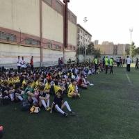 فستيوال مدارس فوتبال استان تهران برگزار شد