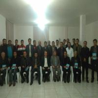 برگزاری کلاس توجیهی داوری در شهرستان قدس