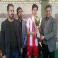 قهرمان رقابت های نوجوانان و جوانان فوتسال مشخص شدند
