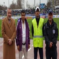 میزبانی استان تهران از مسابقه دو تیم عراق و استرالیا
