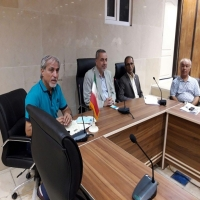 دیدار دکتر شیرازی با اعضای داوری فوتبال تهران