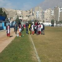 عقیدتی سیاسی نزاجا قهرمان لیگ برتر آسیا ویژن بزرگسالان تهران شد