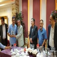 برگزاری مراسم تقدیر از داوران فوتسال استان تهران (گزارش تصوری)